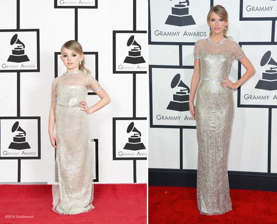 Mini Taylor Swift