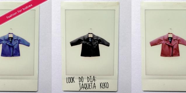 Look do Dia - Jaqueta Perfecto