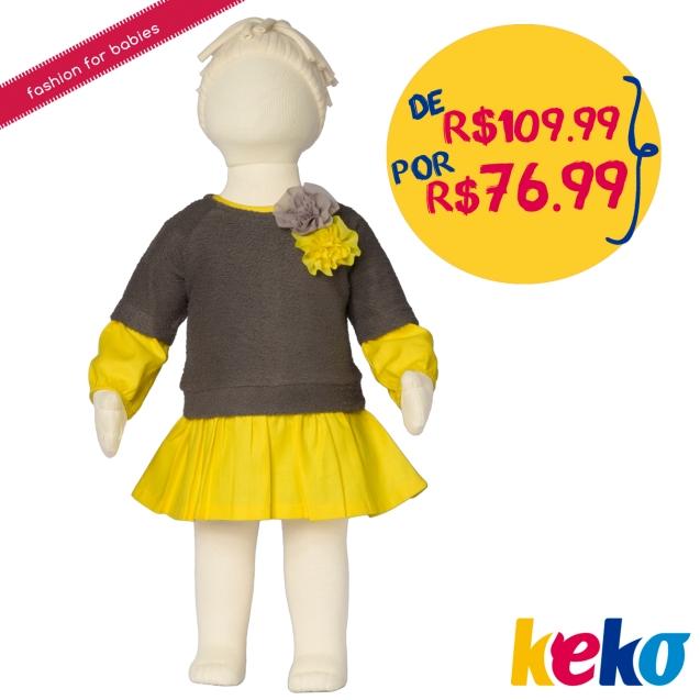 amarelo, fashion, look, lojinha keko, tendência