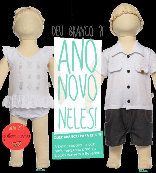 branco, ano novo, reveillon, looks, trend, tendência, keko, fashion, fashion for babies
