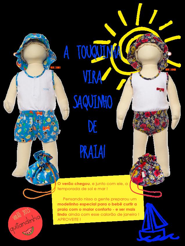 praia, look, chapéu, saquinho, bebê, tendência, verão,